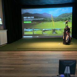 5x10 Simulator Size Country Club Elite Mat