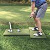 Portable Golf Chipping Mat