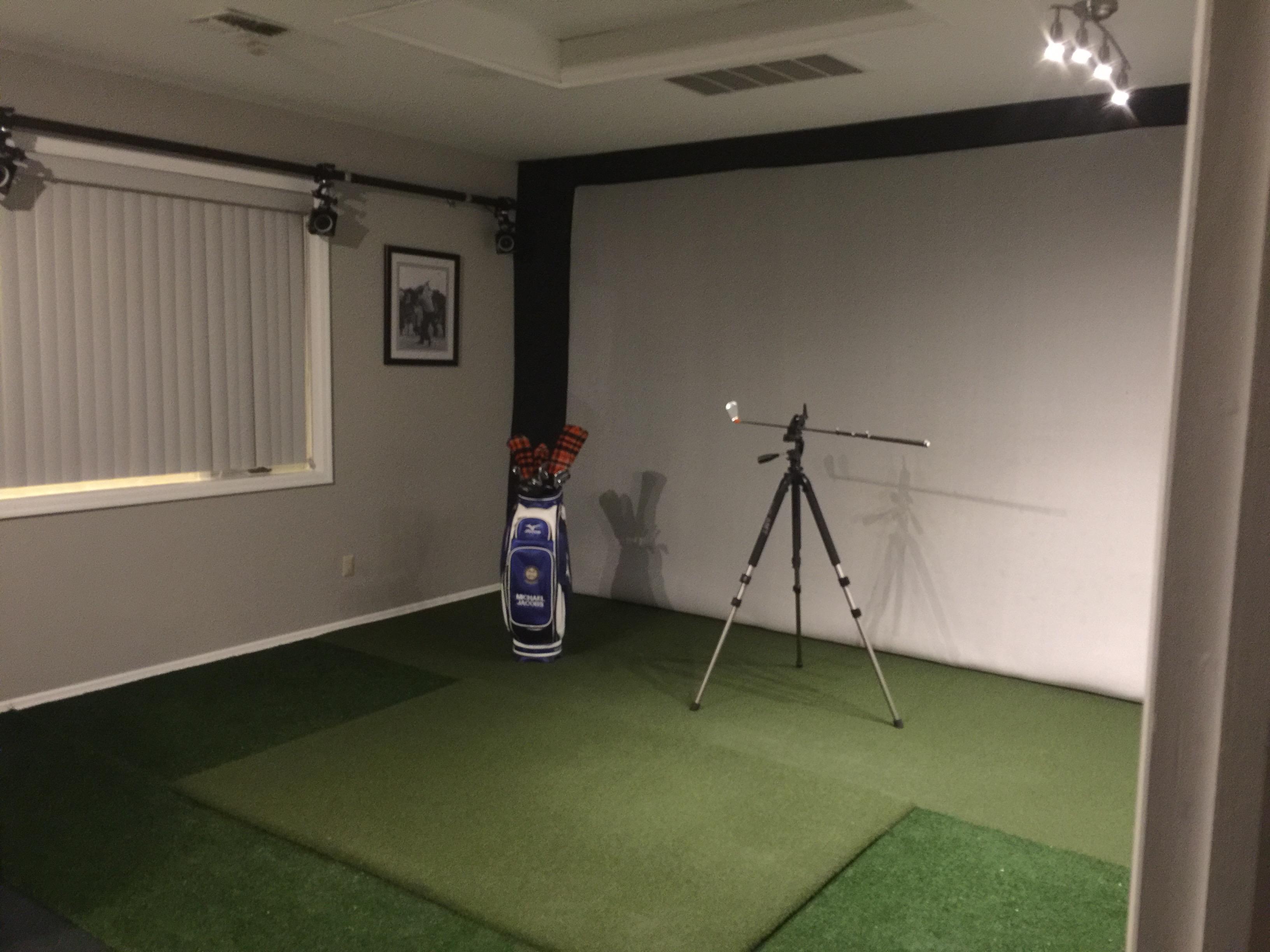 Mike Jacobs X Golf Studio