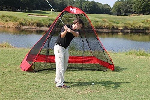 Rukket Golf Net - Real Feel Golf Mats